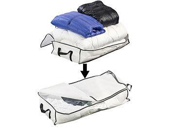 Textilien Vakuum Beutel 60 x 80cm Vakuumbeutel Kleiderbeutel Aufbewahrungssystem