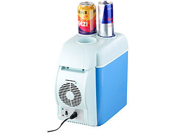 Mini Kühlschrank Für 1 5 Liter Flaschen : Lescars mini kühlschrank: thermoelektrische kfz wärme & kühl box