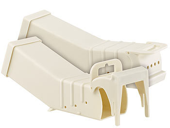 exbuster 10er set tierfreundliche profi lebend mausefallen 16 x 6 5 x 4 7 cm. Black Bedroom Furniture Sets. Home Design Ideas