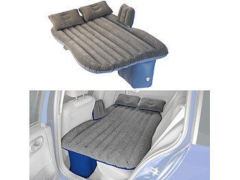 lescars autoluftbetten aufblasbares bett f r den auto. Black Bedroom Furniture Sets. Home Design Ideas