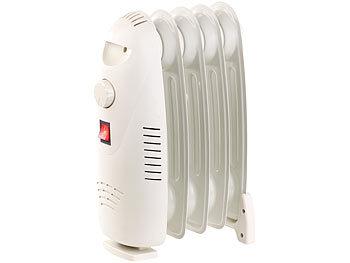 sichler heizradiator l radiator elektroheizung mit 5. Black Bedroom Furniture Sets. Home Design Ideas