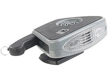 lescars auto heizung elektrische kfz zusatzheizung 12 volt kugelkopf halterung 130 watt. Black Bedroom Furniture Sets. Home Design Ideas