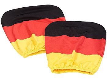 Dekoration Deutschland.Pearl Fan Artikel 6 Teiliges Sport Fan Set Deutschland