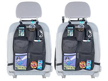 Auto Organizer Autositztasche PKW KfZ Rücklehnentasche Rücksitztasche