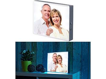 Led Lampen Folie : Infactory lightbox led leuchtkasten für individuelle bilder auf