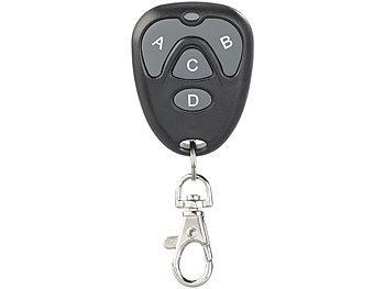 RF Tor Schlüssel Fernbedienung Garagentor Sender Kabellos 433MHz #J