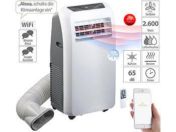 Klimaanlage, Heiz-Funktion, 12.000 BTU/h, 3.500 W, WLAN, App-Steuerung / Klimaanlage