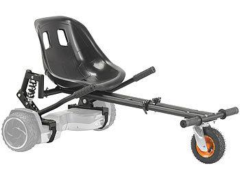 Nachrüst-Kart-Sitz mit Federung für Elektro-Scooter (10