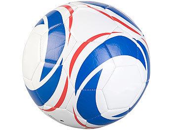 Trainings-Fussball aus Kunstleder, 22 cm Ø, Grösse 5, 440 g / Fussball