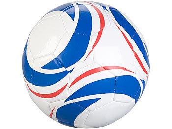 Trainings-Fussball aus Kunstleder, 20 cm Ø, Grösse 4, 390 g / Fussball