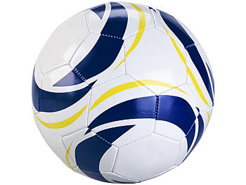 Hobby-Fussball aus Kunstleder, 20 cm Ø, Grösse 4, 260 g / Fussball