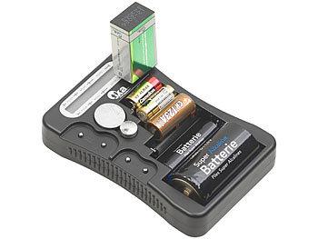 Universal Batterietester Zeiger Digitalanzeige LCD AA//AAA 9V//1 Werkzeug