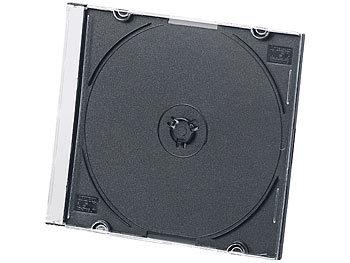 Pearl Cd Slim Case 10er Set Slim Cd Hüllen Transparent