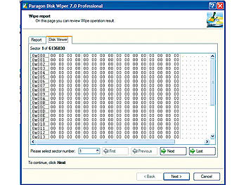Paragon Disk Wiper 7.0 Professional Paragon Festplatten Manager (PC-Software)