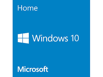 Windows 10 Home OEM 64-Bit / Software