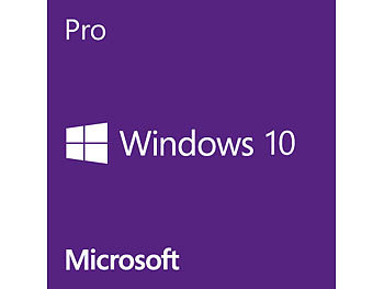 Windows 10 Pro OEM 64-Bit / Software