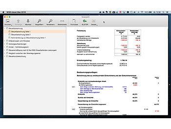 wiso steuer pc software steuer mac 2016 f r das steuerjahr 2015 steuersoftware. Black Bedroom Furniture Sets. Home Design Ideas