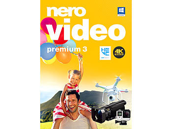 Nero Video Premium 3 Nero Videobearbeitung (PC-Softwares)