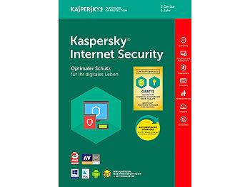 kaspersky virenschutz f r pcs internet security 2018. Black Bedroom Furniture Sets. Home Design Ideas