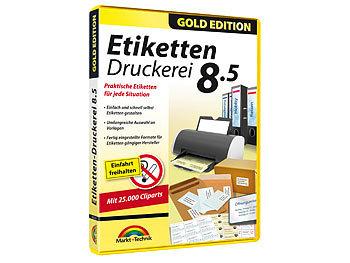 Etikettendruckerei 8.5 / Software