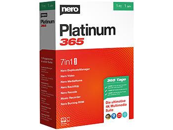 Platinum 365 / Software