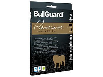 Premium Protection, Jahreslizenz für bis zu 10 Geräte / Antivirus