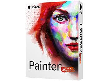 Painter 2020 / Bildbearbeitung