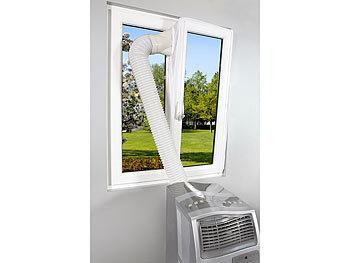 Fensterdurchführung klimaanlage