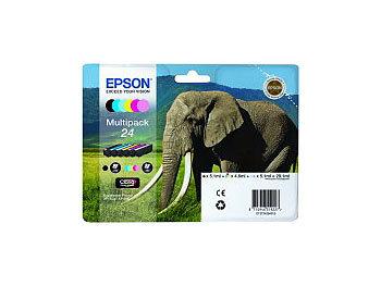 epson original tintenpatronen multipack t2428 bk c m y lc lm. Black Bedroom Furniture Sets. Home Design Ideas