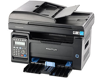 Pantum Professioneller 4in1-Mono-Laserdrucker M6600NW PRO mit Airprint & Fax Pantum All-In-One Laser Multifunktionsdrucker
