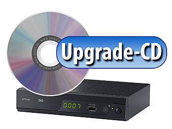 auvisio digitaler sat receiver upgrade cd zur aktivierung der aufnahmefunktion f r dsr 390u. Black Bedroom Furniture Sets. Home Design Ideas