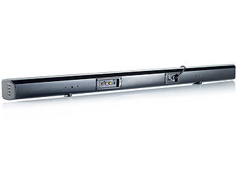 "auvisio 2.1 HiFi-Soundbar ""MSX-500.sb"" mit Wireless Subwoofer auvisio Soundbars mit wireless Subwoofer"