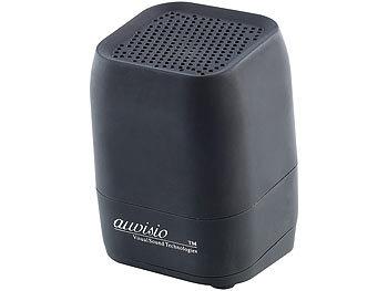 auvisio kleine lautsprecher portabler aktiv lautsprecher. Black Bedroom Furniture Sets. Home Design Ideas