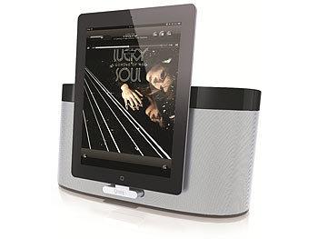 dock connector gear4 airzone series 1 lautsprecherdock mit airplay und ipod ipad dock. Black Bedroom Furniture Sets. Home Design Ideas