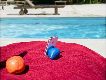 Great ... PEARL Aktivlautsprecher Mit Bluetooth 2.1 F. Bad U0026 Outdoor,  Wasserdicht, 6 W PEARL ...