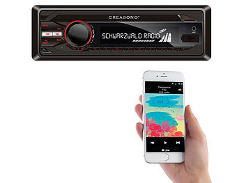 Autoradio, Bluetooth