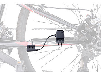 callstel fahrrad tacho fahrradcomputer sensor f r iphone. Black Bedroom Furniture Sets. Home Design Ideas