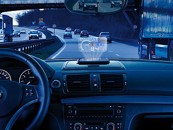 HUD Head Up Display Wireless, Bluetooth