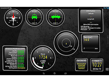 HUD Head Up Displays Wireless, Bluetooth