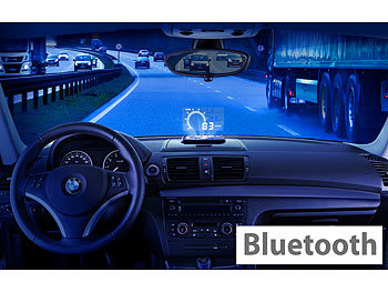 Head Up Displays mit Bluetooth