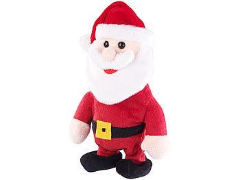 Babbo Playtastic Claus Peluche NataleTalking Santa With 6bfY7vgy