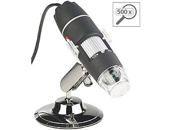 Somikon microscope digitales usb mikroskop mit kamera ständer