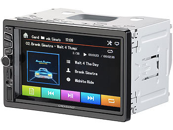Autoradio DAB Bluetooth