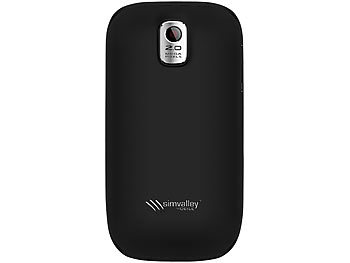 "simvalley Mobile Dual-SIM-Smartphone mit Android 2.2 ""SP-60 GPS"", WLAN"