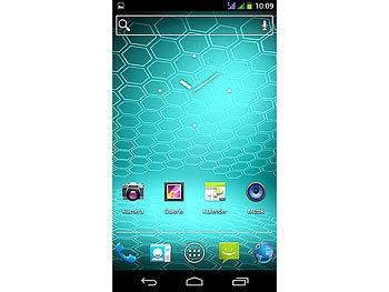 "simvalley MOBILE Dual-SIM-Smartphone SPX-12 DualCore 5.2"", Android 4.0 simvalley MOBILE Android Smartphones"