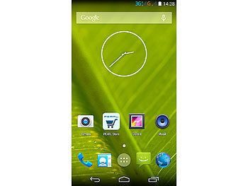 "simvalley MOBILE Dual-SIM-Smartphone SPX-34 OctaCore 5.0"", Android 4.4 simvalley MOBILE Android Smartphones"