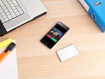 Callstel Dual SIM Adapter für iPhones iPads: Dual-SIM-Adapter mit
