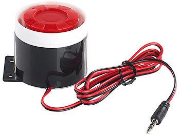 visortech gsm alarmanlage mit funk handy anbindung 11 teiliges starter set. Black Bedroom Furniture Sets. Home Design Ideas