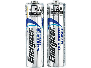 energizer batterien typ aa ultimate mignon lithium batterie aa mignon 1 5 v 4er pack alkaline. Black Bedroom Furniture Sets. Home Design Ideas