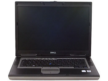 "Dell Latitude D830, 15,4"" (39cm), 2x2,0GHz, 2GB RAM, 80GB SATA, Win7 Dell Notebooks"